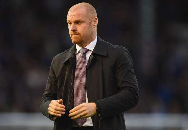 Dyche: Transfer market tough for Burnley