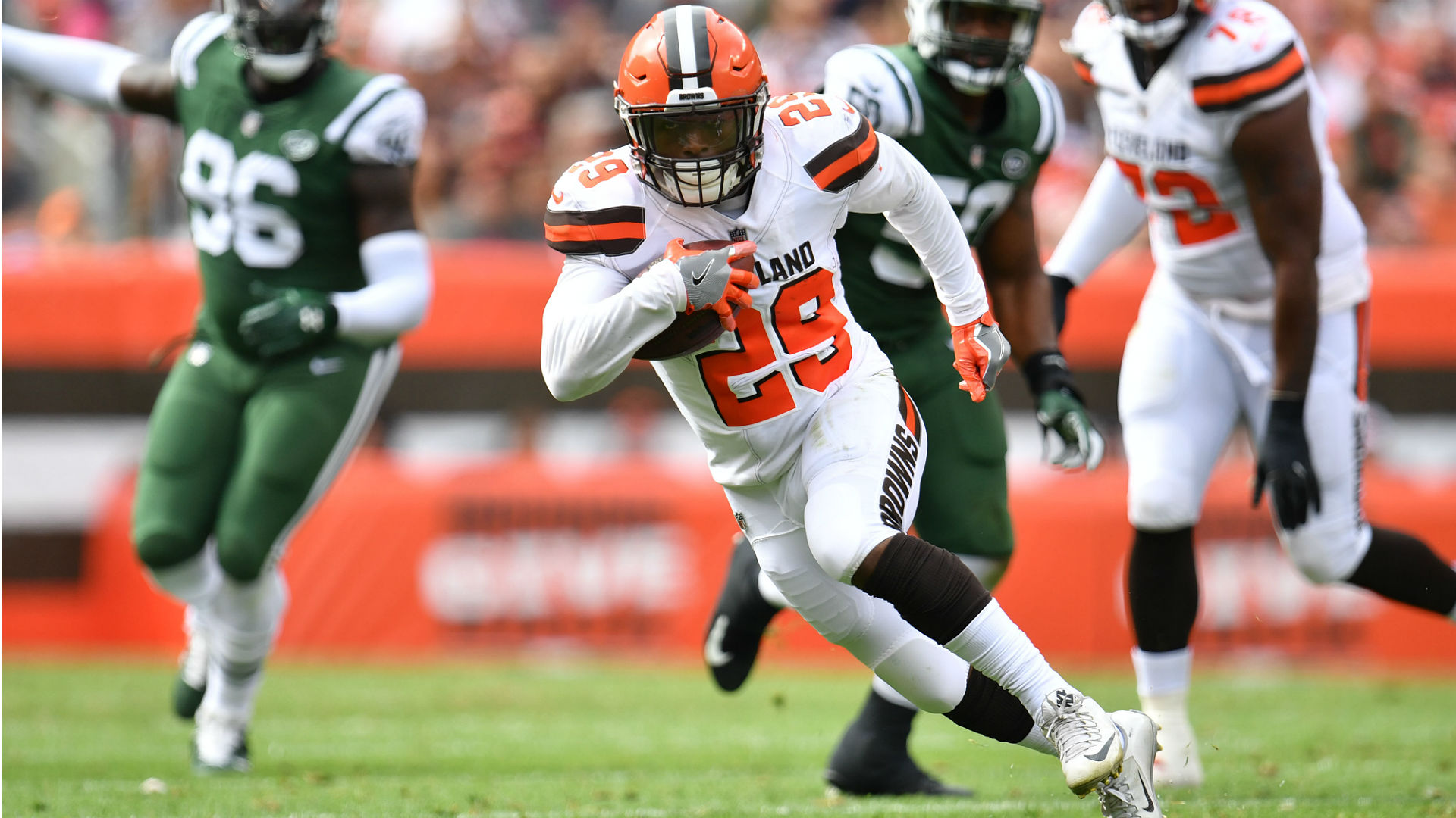 Browns trade disappointing WR Coleman to Bills for pick