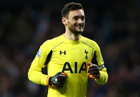 Lloris hails Spurs' young stars