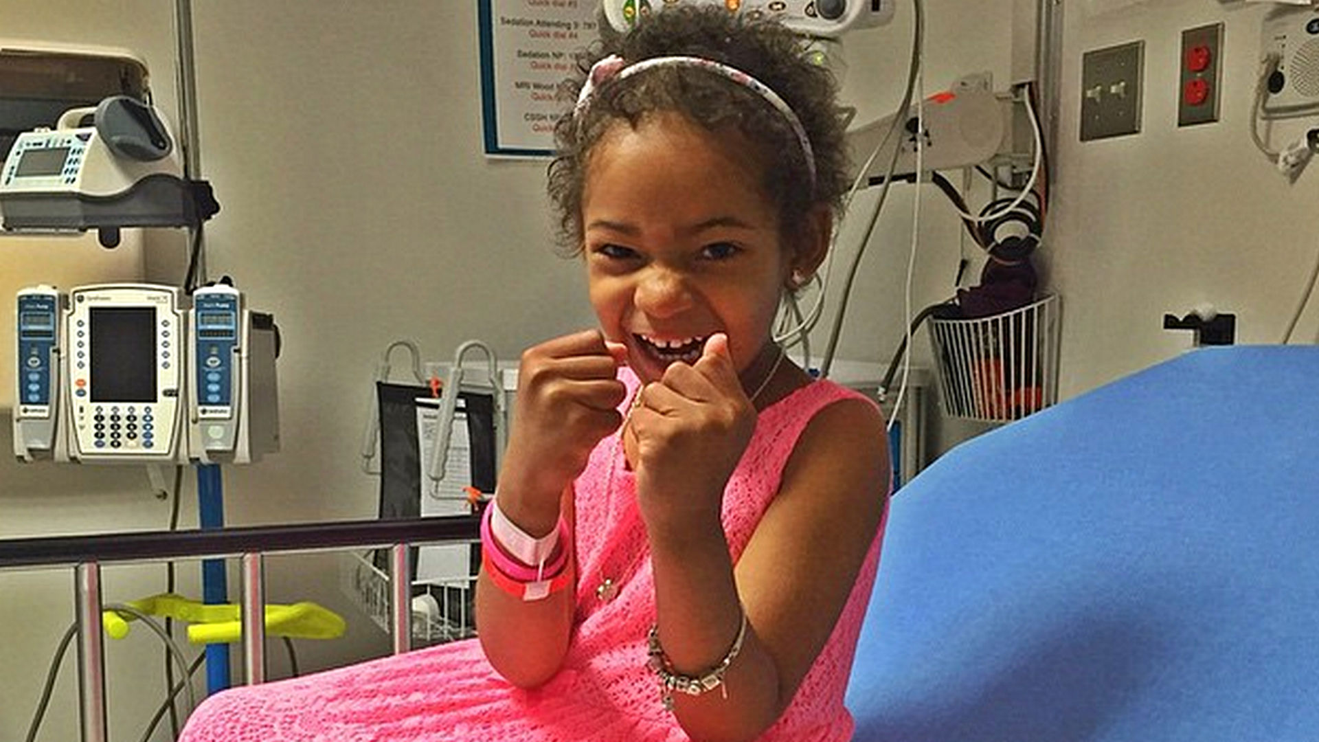 Leah Still continues fight against cancer with stem-cell therapy