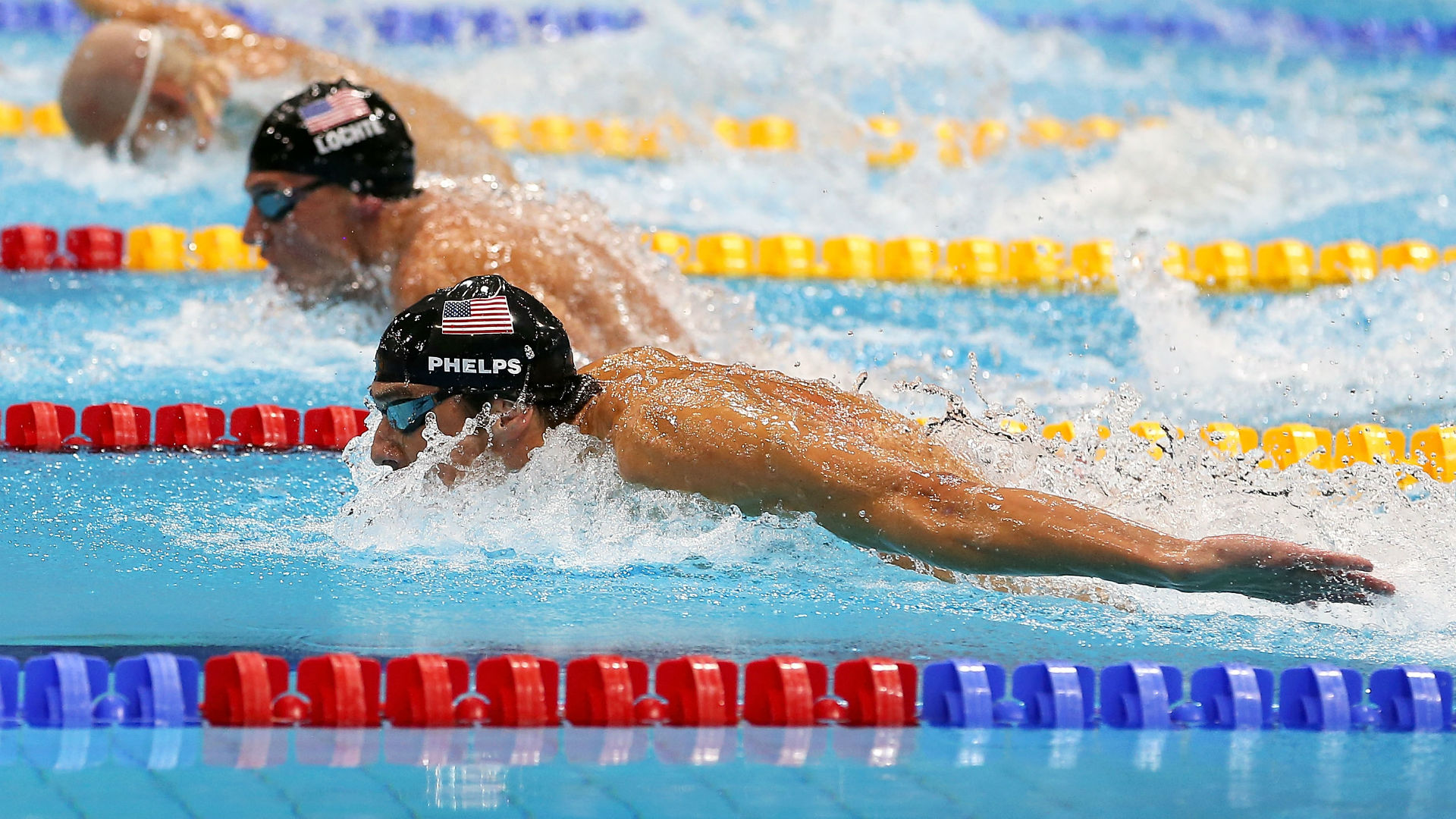 Rio Olympics 2016 Michael Phelps Blows Away Ryan Lochte Field For 4th Straight 200 IM Gold