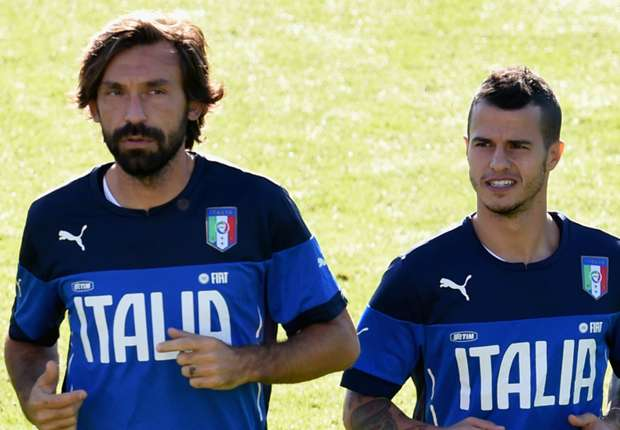 Pirlo & Giovinco out of Italy's Euro 2016 squad
