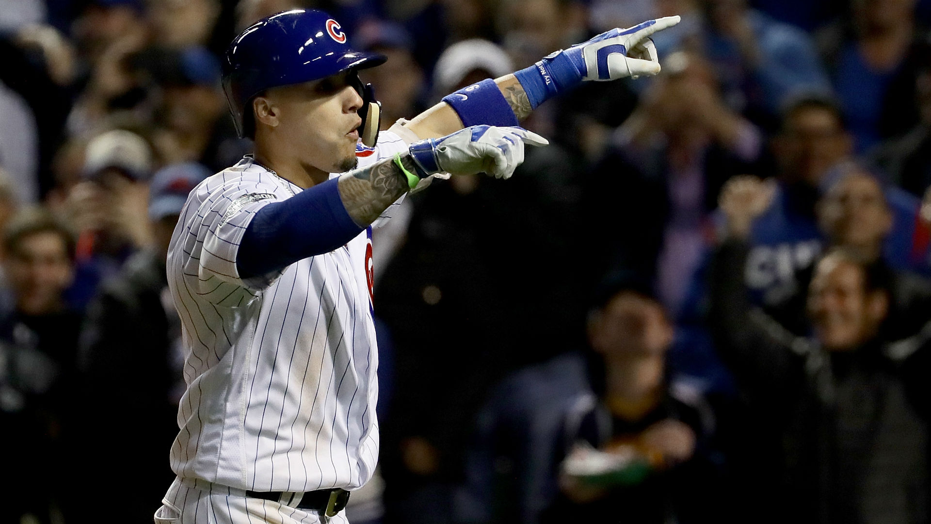 MLB wrap: Javier Baez's bunting skills send Cubs past Nationals
