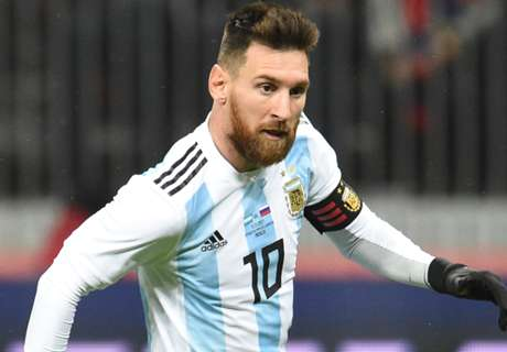 Cuántos minutos jugó Messi la temporada previa a cada Mundial