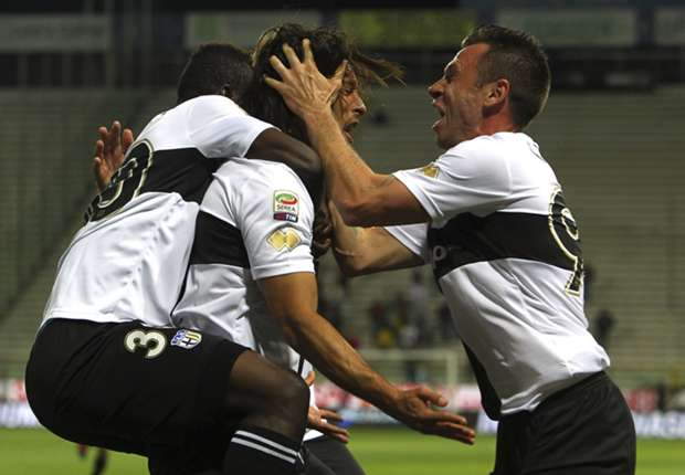 Parma denied Uefa licence