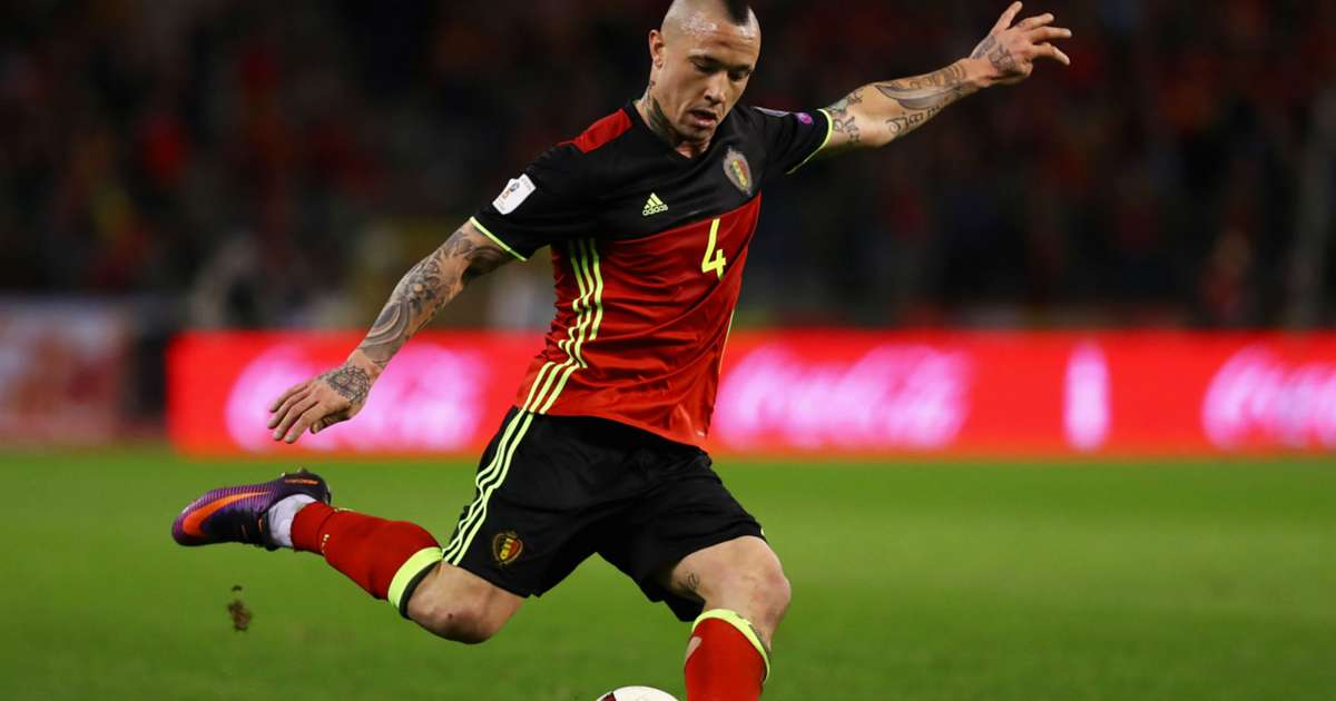 official photos 83a3d 00232 Nainggolan retires from Belgium duty after World Cup snub