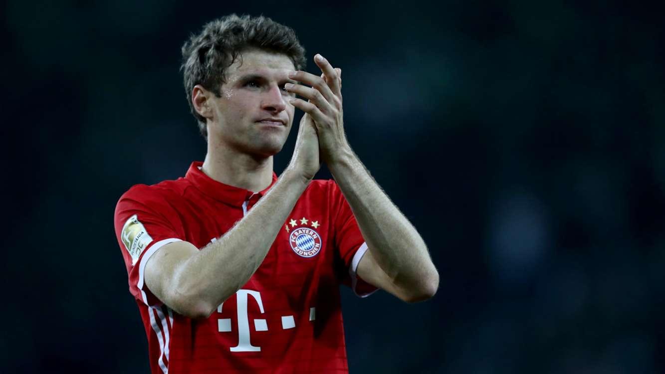 Muller: Bayern will not let Bundesliga title slip away