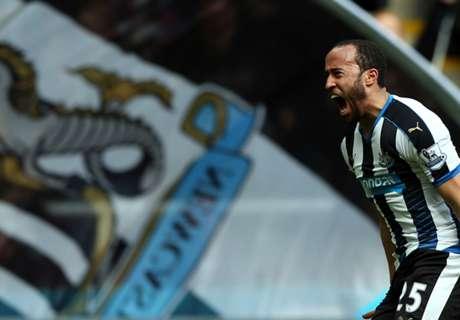 Newcastle 1-0 Palace: Massive win