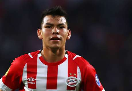 Lozano: It would be a dream to come to Barcelona