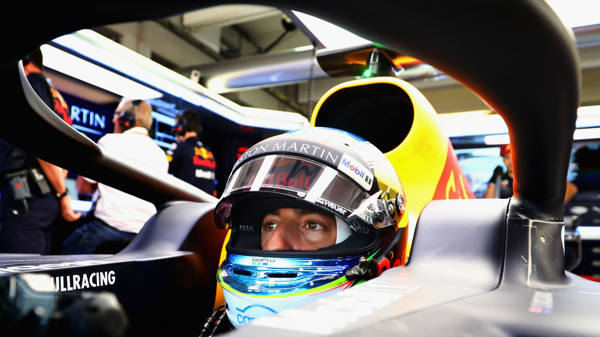 German GP - Free Practice 1 Results - Ricciardo leads Red Bull Charge