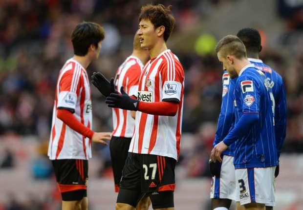 Sunderland confirm fine over fielding ineligible striker Ji