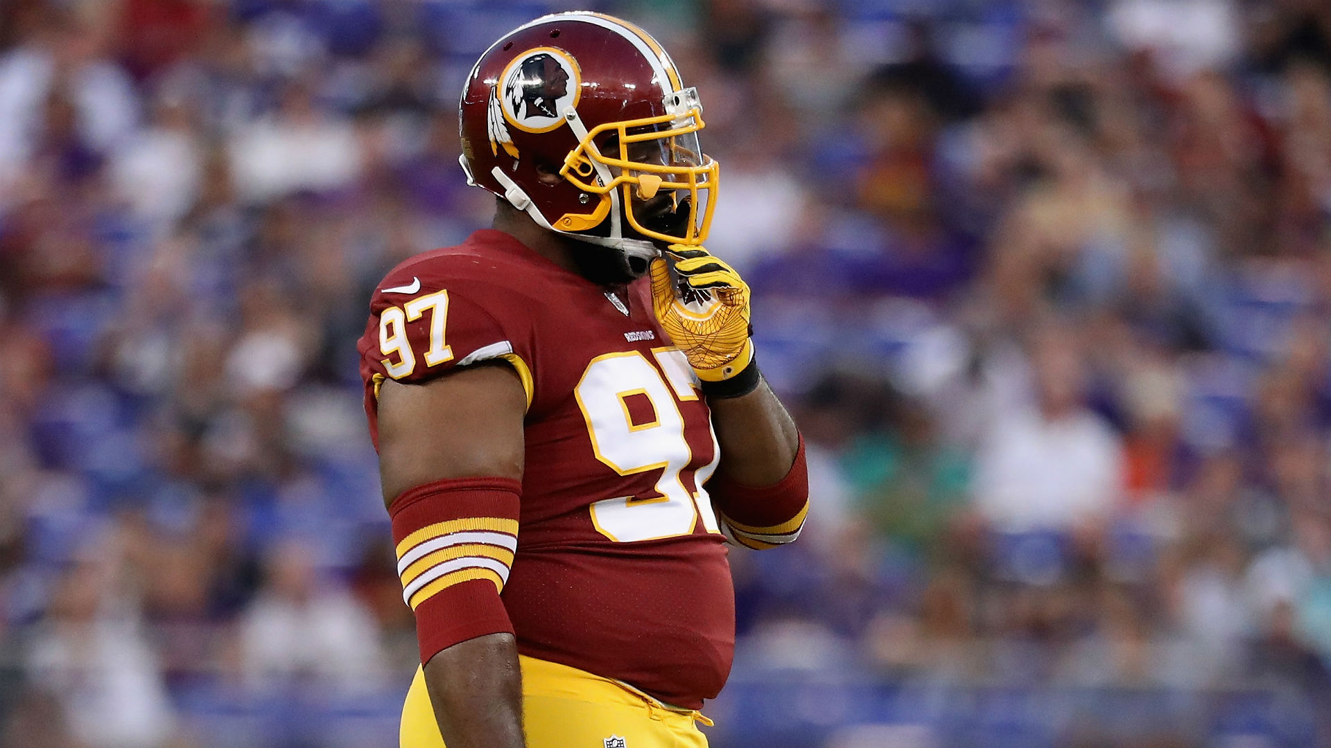 Free agent DT Terrell McClain visiting 49ers