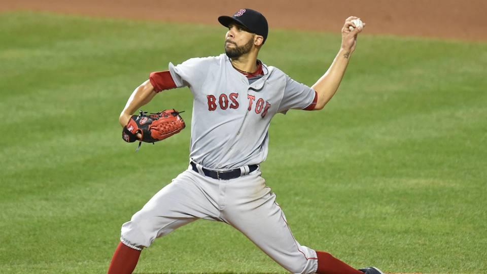 Red Sox ace David Price