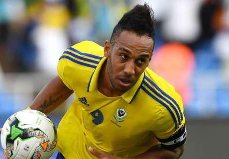 Auba strikes to earn Gabon a draw