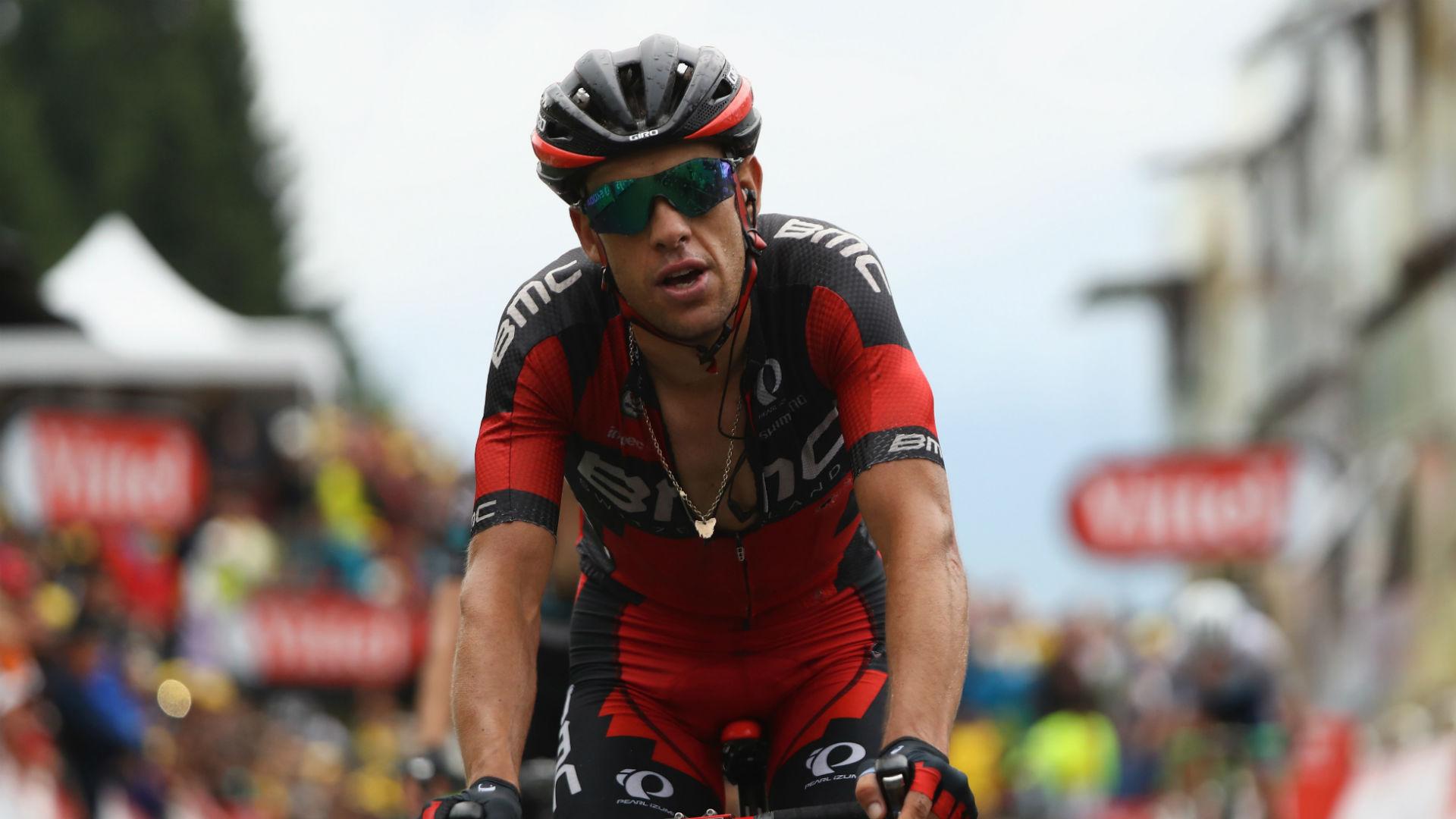 BMC Racing lead rider Richie Porte
