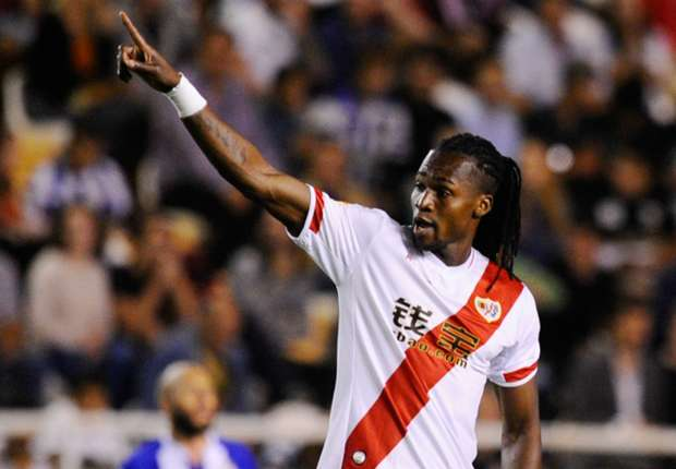 Rayo Vallecano v Barcelona: Manucho confident as champions look for a place in history