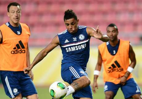 Official: Gremio loan Chelsea's Wallace