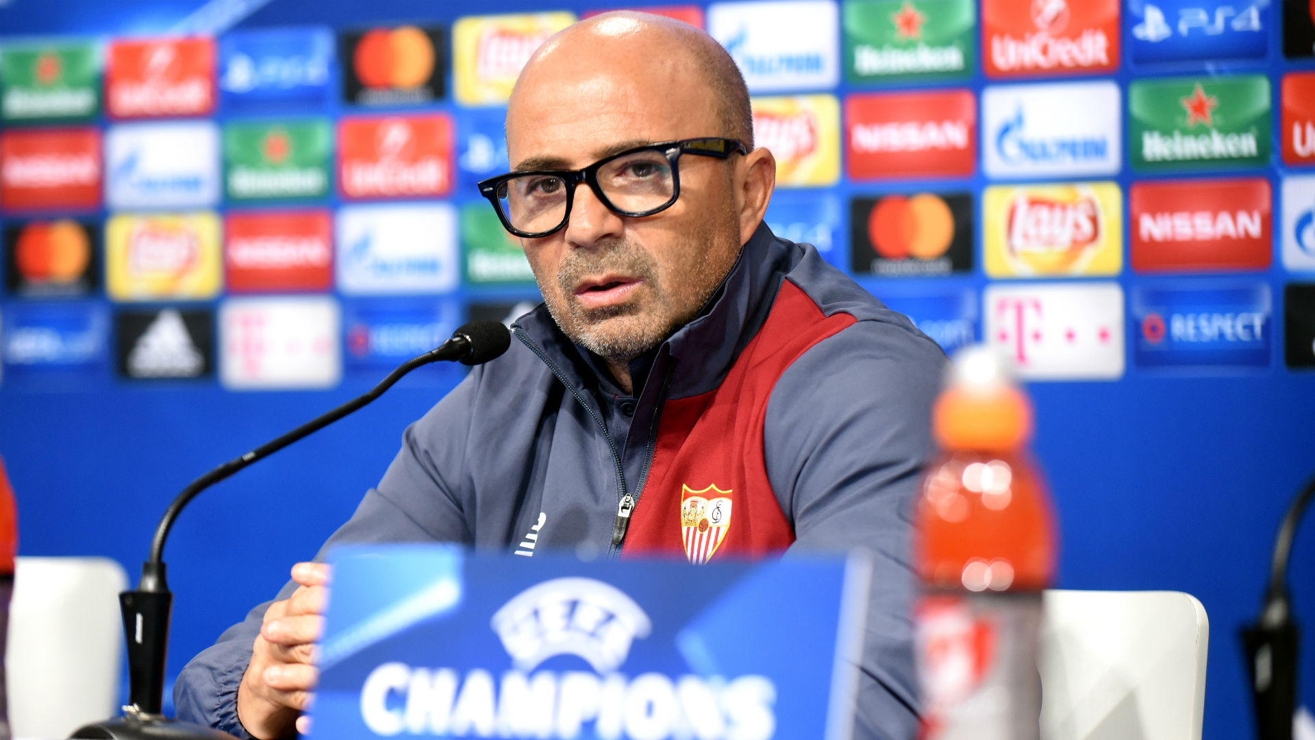Sevilla showing its strength under coach Sampaoli