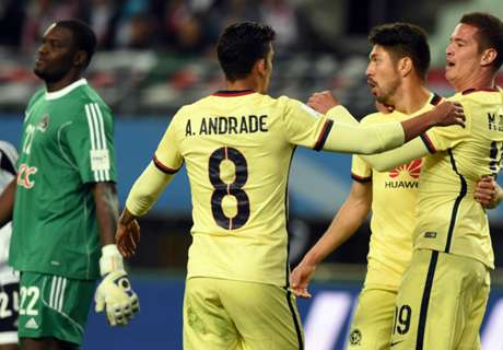 REPORT: America 2-1 TP Mazembe