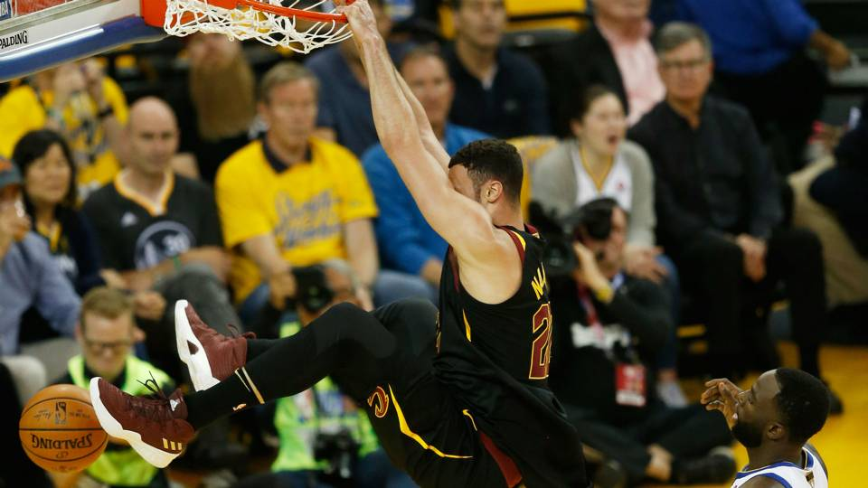Cavaliers reportedly ready to make Larry Nance Jr. 'foundational piece'