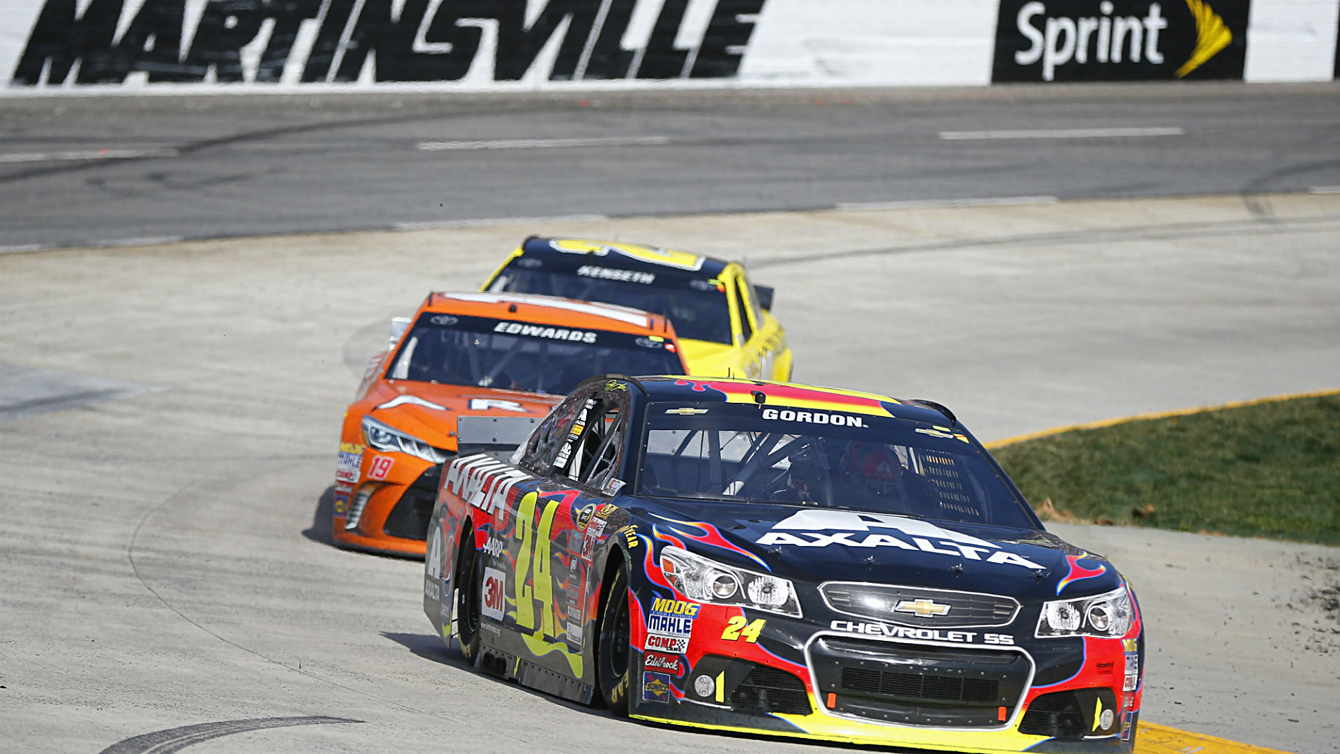 Jeff Gordon seeking ninth Martinsville win