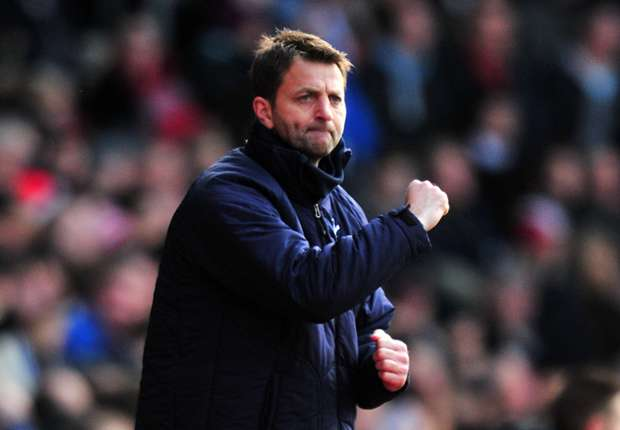 Sherwood named permanent Tottenham manager