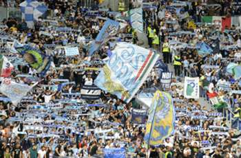 Lazio fans cause uproar after covering Roma's stand with Anti-Semitic Anne Frank stickers