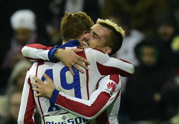 Malaga 2-2 Atletico Madrid: Griezmann salvages point for champions