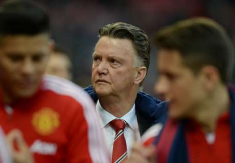 Van Gaal denies he's retired
