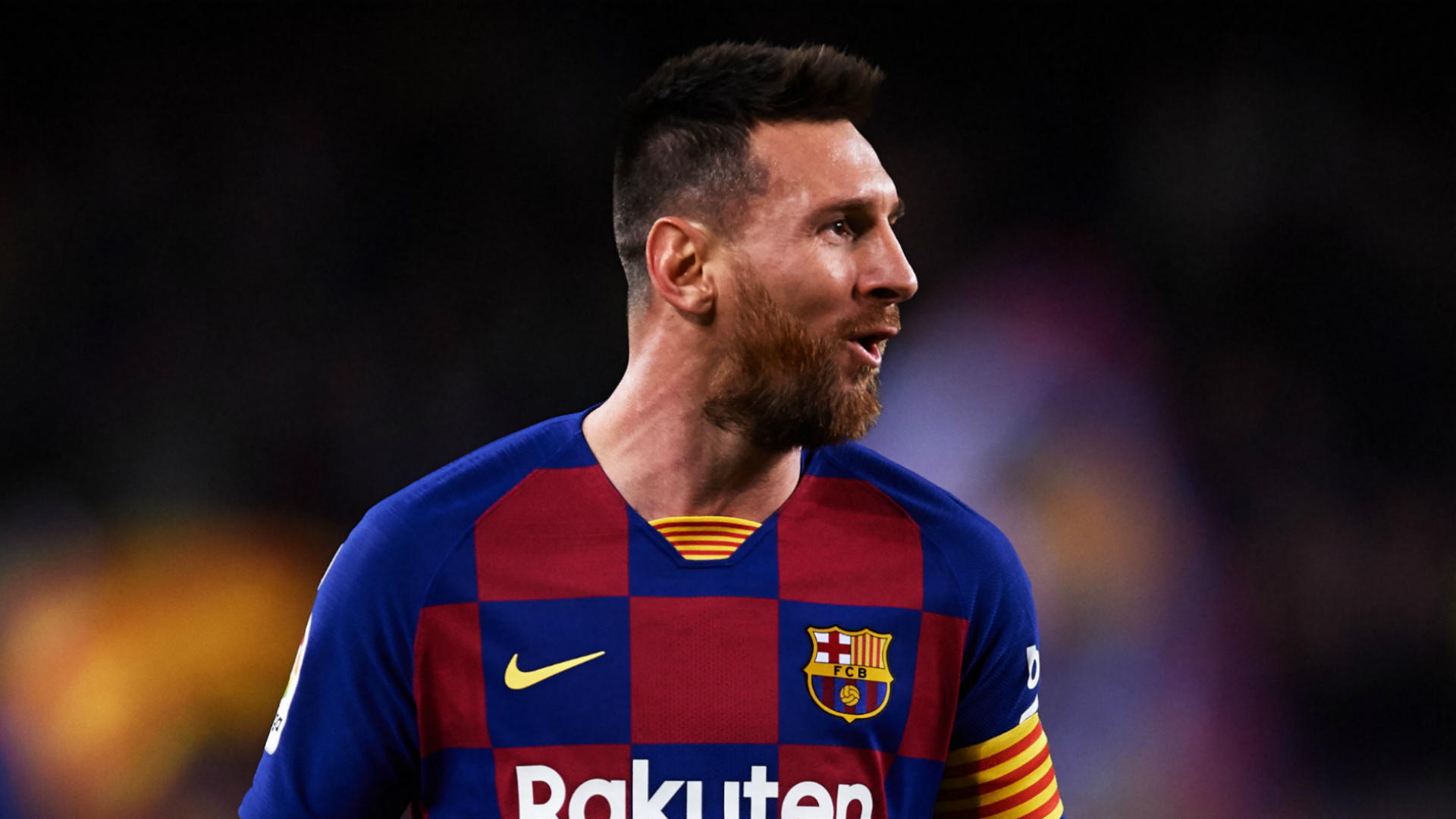 It's impossible not to depend on Messi, says Barcelona coach Valverde