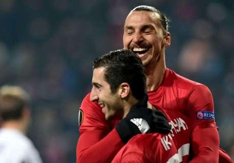 Ibrahimovic 'super happy' for Mkhi