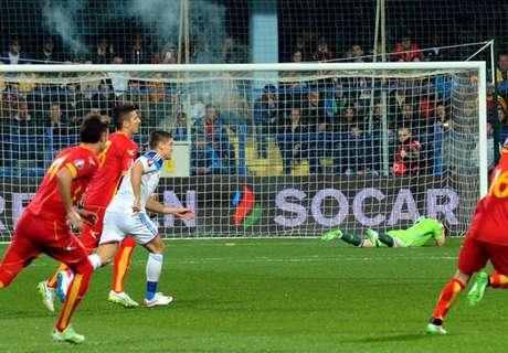 Montenegro fan turns himself in