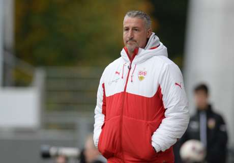 Kramny appointed Stuttgart coach