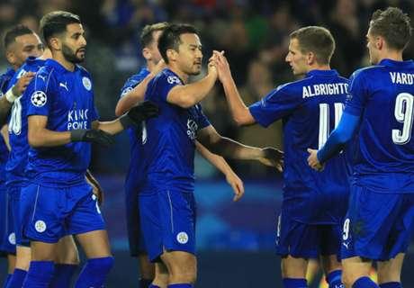 Leicester se aseguró el primer puesto