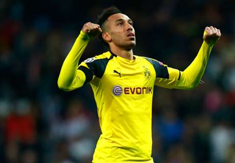 Aubameyang drops huge transfer hint