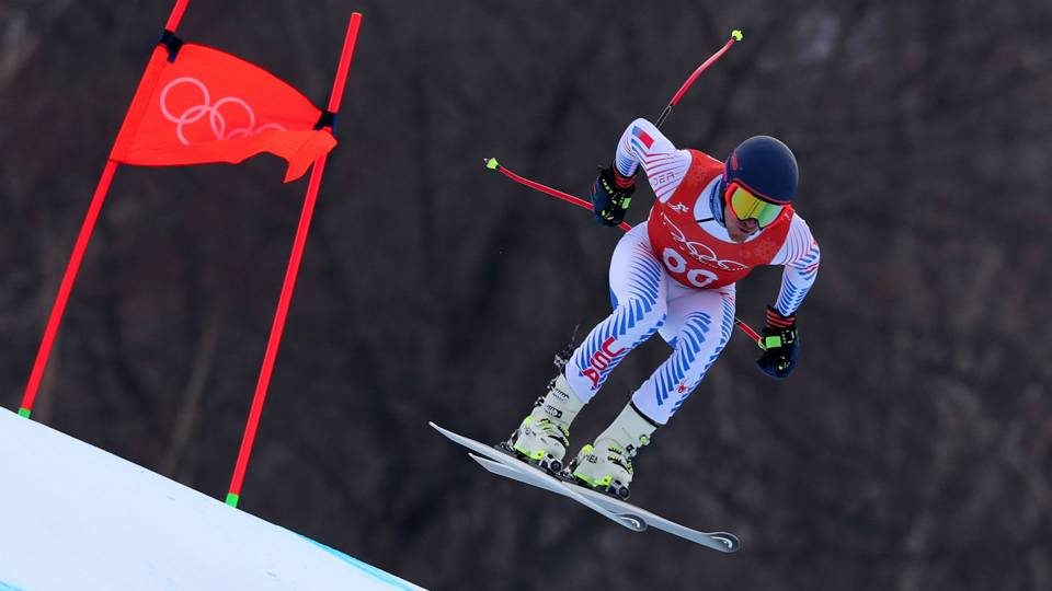 Winter Olympics 2018: Strong winds postpone first alpine skiing event