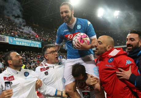 Higuain: I knew I could break the record