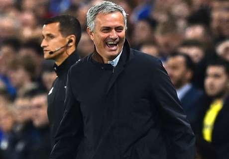 Mourinho: Semoga Arsenal Tidak Lolos!