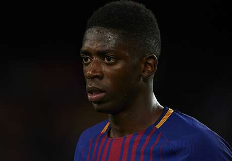 Dembele's World Cup dream could be in tatters