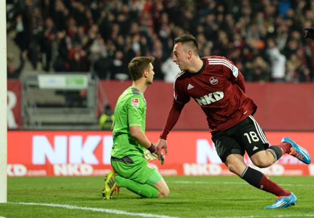 Matthaus expects Nurnberg striker Drmic to join Arsenal