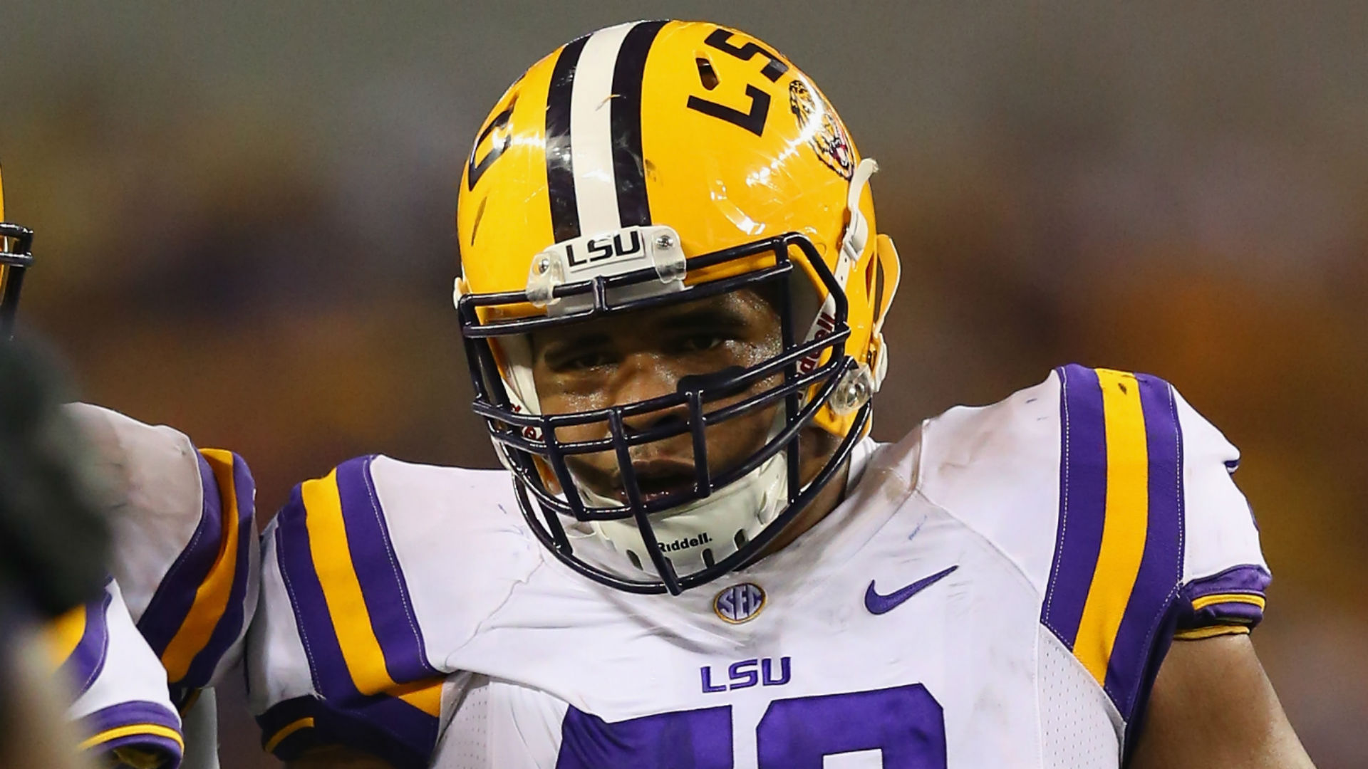 La'el Collins dines with Bills coach Rex Ryan after meeting with homicide detectives