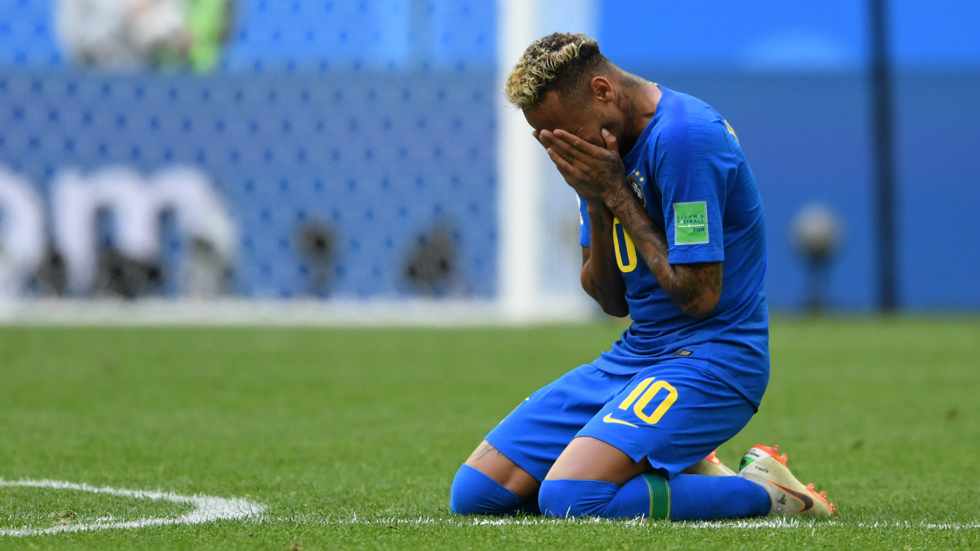 'People don't know what I went through' - Neymar explains tears after Brazil win