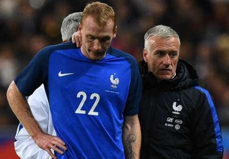 Mathieu: I don't have France motivation