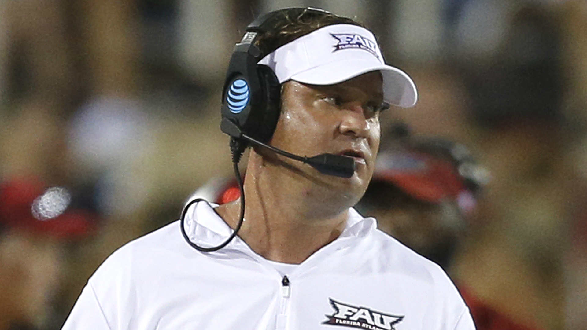 FAU scores 95-yard TD, Lane Kiffin celebrates early again