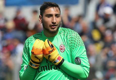 Raiola denies Donnarumma threat