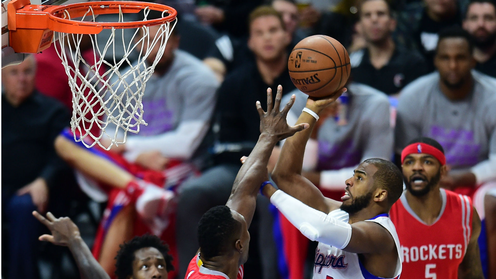 NBA Playoffs preview: Los Angeles Clippers vs. Houston Rockets