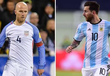 Preview: USA vs. Argentina