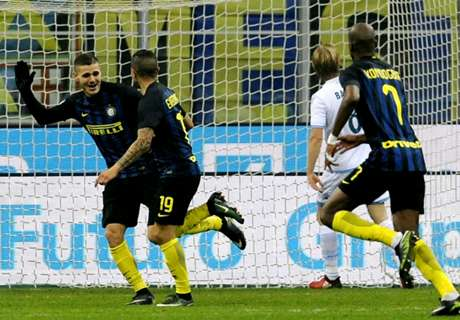 Icardi an animal in the box - Pioli