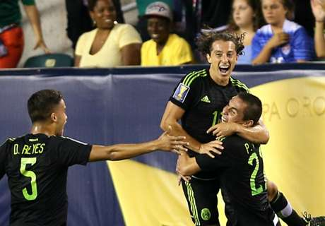 Report: Jamaica 1-3 Mexico