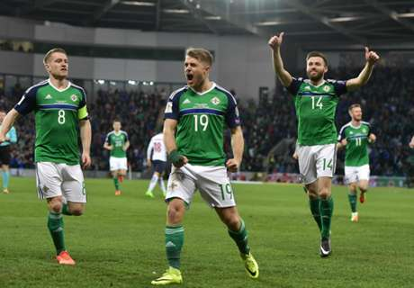 Report: Northern Ireland 2 Norway 0